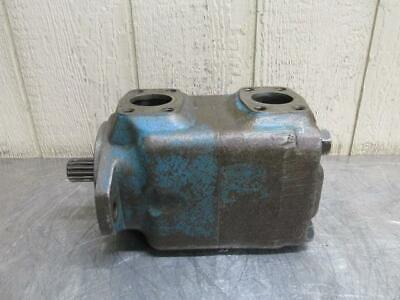 Vickers Eaton 45m185a-11c20 Hydraulic Vane Motor High Speed 185 Lbsin Torque