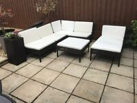 IKEA KUNGSHOLMEN RATTAN GARDEN FURNITURE SET 6 PIECES ***CURRENT STOCK ITEM***