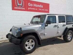 2012 Jeep Wrangler Unlimited SPORT, UNLIMITED, 4X4