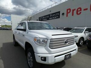 2015 Toyota Tundra Platinum | 3 Lift Kit | Navigation | Cooled/H