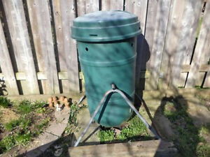 Rotatable Composter Wanted