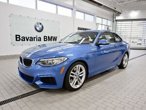 2014 BMW 228 Coupe Sport Line