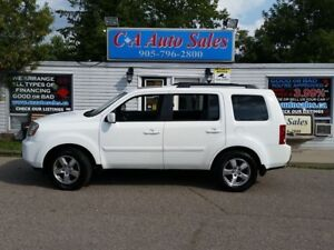 2009 Honda Pilot EX-L WANT TO TRADE YOUR CAR FOR THIS ??