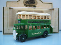 Lledo Promo Model Southern Vectis D/D AEC Bus Admirals Cup 1991 Cowes Isle of Wight