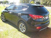 2014 Hyundai Santa Fe DM Highlander CRDi (4x4) Black 6 Speed Automatic Wagon South Grafton Clarence Valley Preview