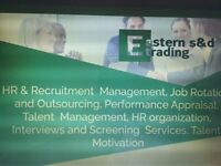 The Eastern S&D Trading LTD offers Business , HR,Student and Marketing Consultancy services.