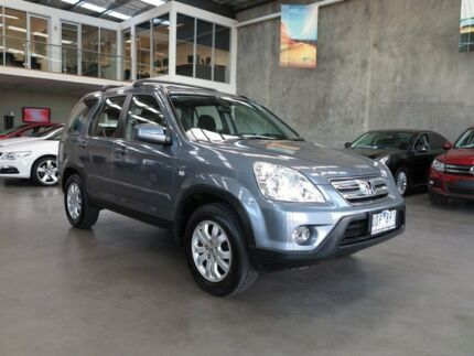 2006 Honda CR-V RD MY2006 Sport 4WD 5 Speed Manual Wagon Essendon Moonee Valley Preview