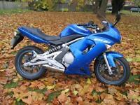 Kawasaki EX 650 A7F ER6F MOTORCYCLE