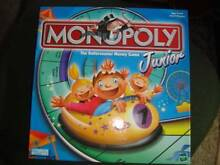 Monopoly Junior Game Campbelltown Campbelltown Area Preview