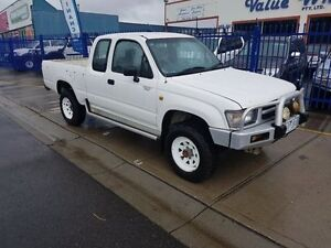 1998 Toyota Hilux LN172R (4x4) 5 Speed Manual 4x4 Dandenong North Greater Dandenong Preview