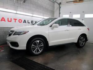 2016 Acura RDX Elite Package AWD NAVIGATION 2.99% **86$/SEM**