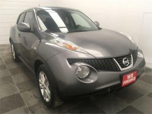 2012 Nissan JUKE SL AWD! Leather! Heated Seats! Back-Up Cam!
