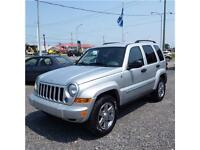 "2007 Jeep liberty sport ""trail rated"""