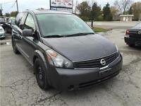 2008 Nissan Quest ***LEATHER & SUNROOOF****