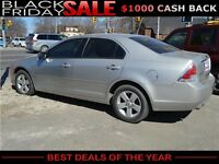 2007 Ford Fusion SE, $58/Week OR $255/Month