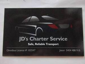 JD's Charter Service Morley Bayswater Area Preview