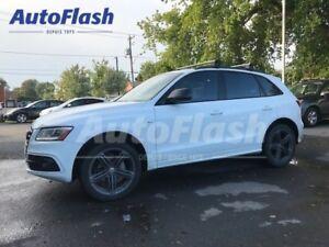 2017 Audi Q5 Technik S-Line *Bang-&-O* Mag-20-Pouce *