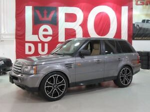 Land Rover Range Rover Sport SUPERCHARGED TV/DVD 2008