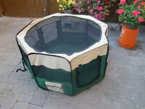 NEW PLAYPEN FOR PUPPIES FOR SALE -