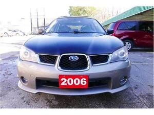 2006 Subaru Impreza Outback Sport Accident free/1 year warranty