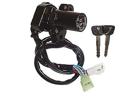Ignition Barrel Lock & Key Set Yamaha YZF R6 R1 1999 - 2002