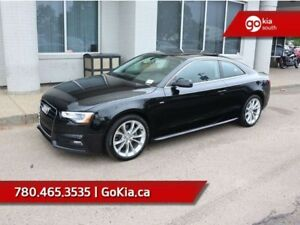 2015 Audi A5 Komfort; AWD, SUNROOF, LEATHER, HEATED SEATS