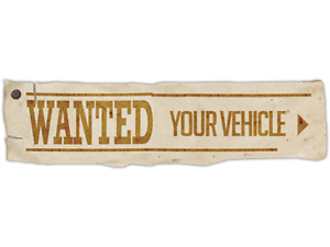WANTED ----- USED CARS !!!
