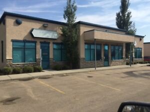 office retail space up to 6000 ft.
