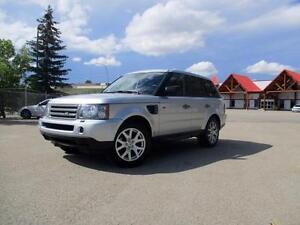 2008 Land Rover Range Rover Sport HSE Easy Financing Options
