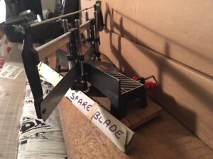Mitre Saw with extra blade