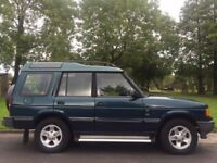 LAND ROVER DISCOVERY 2.5 TDI FULL LAND ROVER SERVICE HISTORY £1750