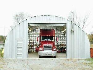 Garage industriel