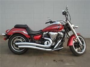 2012 Yamaha VStar 950 Red