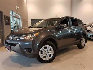 2015 Toyota RAV4 LE-AWD-BLUETOOTH-ONLY 54KM