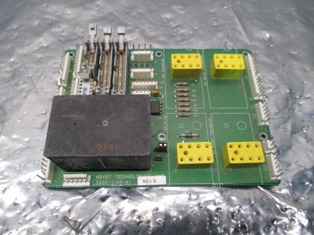 Asyst 3200-1145-01 PCB, FAB 3000-1145-01, 100775