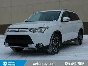 2015 Mitsubishi Outlander GT 4x4 / LOADED / LOW KMS / MOVING SAL