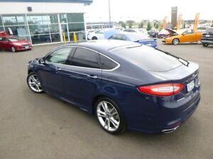 2017 Ford Mondeo MD 2017.50MY Titanium SelectShift Blazer Blue 6 Speed Sports Automatic Hatchback
