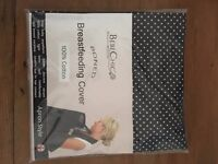 Brand new Bebe Chic breastfeeding cover still in original shop wrapping.