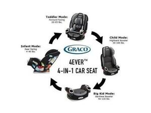 bc8be371b6d0 Graco 4Ever All-in-1 Car Seat