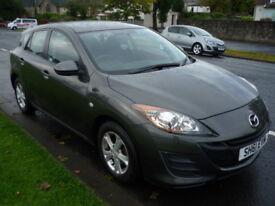 Mazda 3 1.6i 16V 105BHP TS **Rare Automatic Model** (grey) 2011