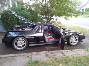 1984 Pontiac Fiero Indy Fiero2m8 Northstar Stretch