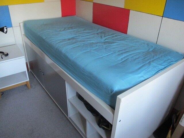IKEA Single bed Base with storage