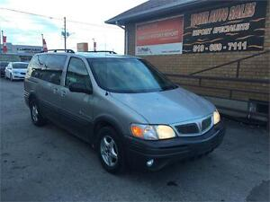 2004 Pontiac Montana**7 PASSENGER***ONLY 160 KMS***AS IS SPECIAL London Ontario image 1