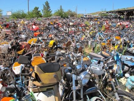 Wanted: Old motorbikes wanted