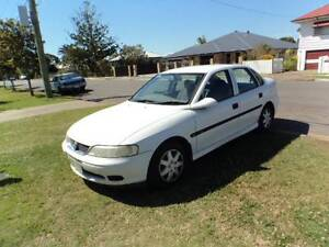 2003 Holden Vectra Sedan T/Bar Auto,New Tyres,Runs &Drives GREAY Sandgate Brisbane North East Preview
