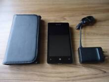 4 BRAND NEW MOBILE PHONES PLUS LEATHER CASE $75 THE LOT Sandringham Bayside Area Preview