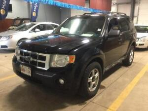 2009 FORD ESCAPE LIMITED 4X4 FULLY LOADED  LEATHER