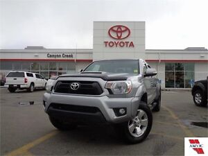 2015 Toyota Tacoma TRD AUTO DBL CAB ONE OWNER BABIED