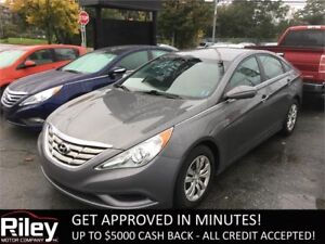 2011 Hyundai Sonata GL STARTING AT $103.26 BI-WEEKLY