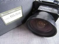 Fujinon 65mm 5.6 Fuji 680 Lens (No sensible offer refused)